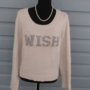 LC Lauren Conrad sweater size large